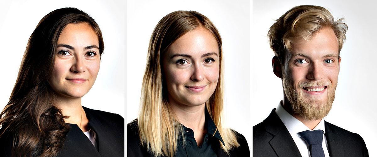Nastasia, Tiolina, Emil